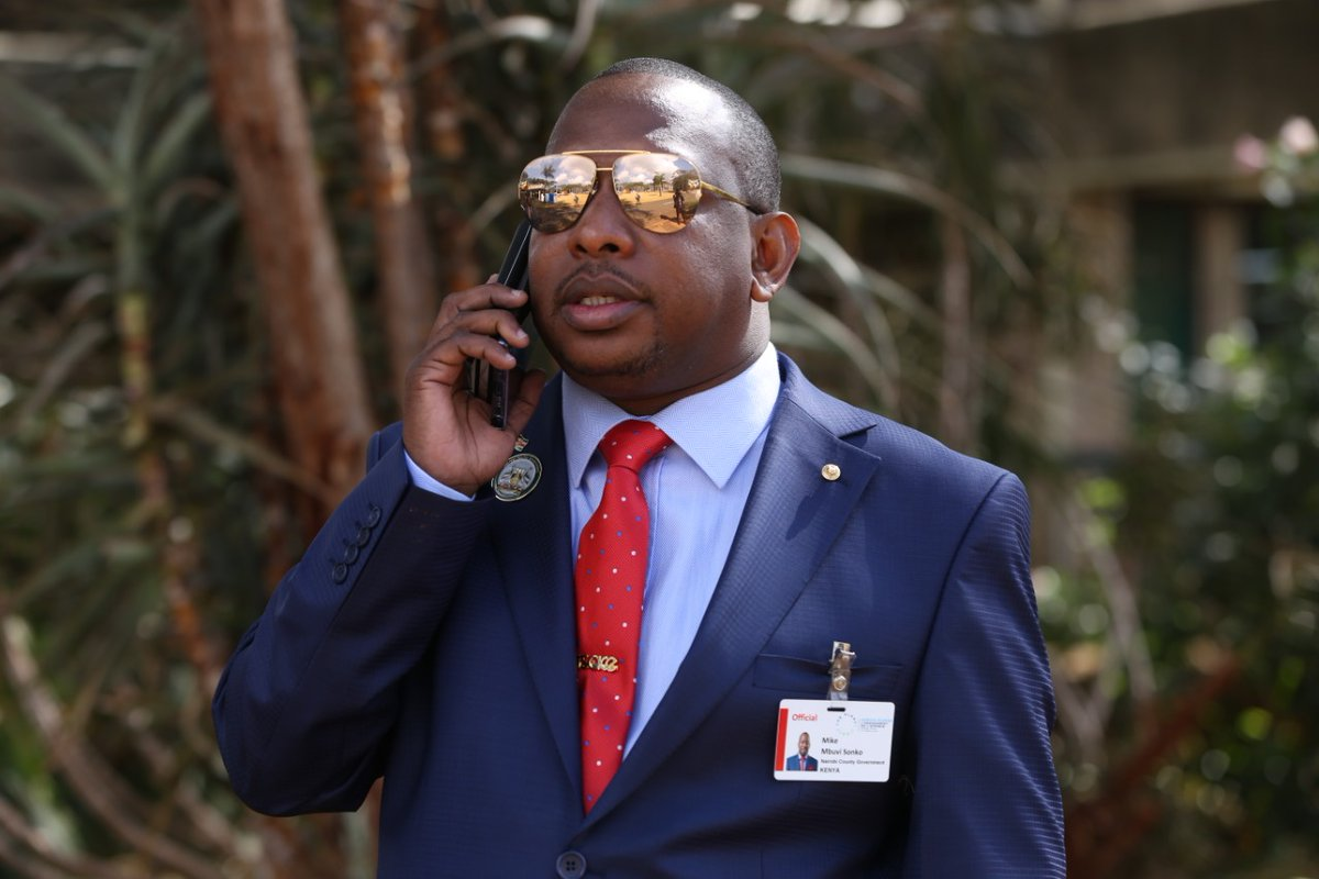 Kenyans React To Sonko's Latest Stroke Of Genius