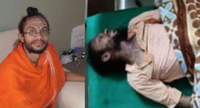 महाराष्ट्र के नांदेड में हिन्दू साधू और उनके सेवक को मौत के घाट उतारा, आश्रम में घुसकर मारा