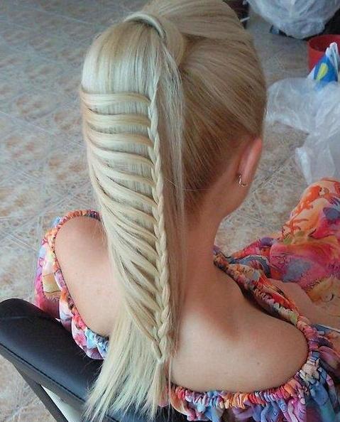 tumblr hairstyles braids