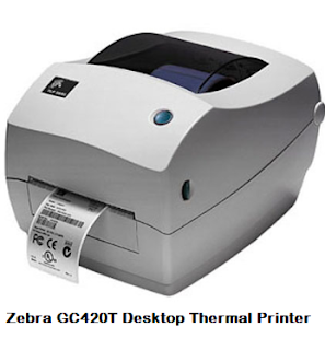 Zebra GC420T Desktop Thermal Printer Driver Download