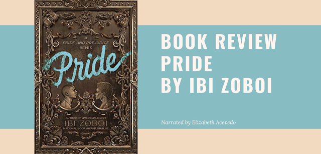 Pride by Ibi Zoboi Book Review Spoiler-free