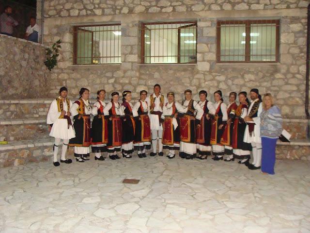 Λάμψη παράδοσης στο Βαλτεσινίκο Αρκαδιας από το Πολιτιστικό Σωματείο ΜΟΡΙΑΣ του Ναυπλίου