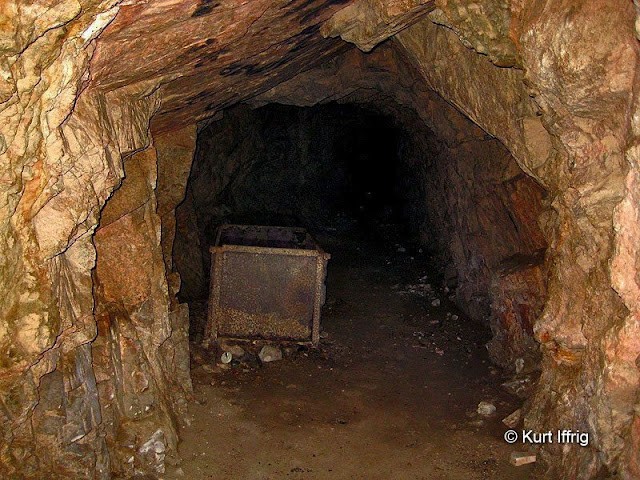 The Twadell Mine in Las Flores Canyon was named after a local businessman who owned six mines.