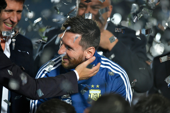 Lionel Messi Claims Top Spot on Forbes' 2019 List Of The World's 100 Highest-Paid Athletes