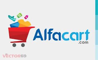 Logo Alfacart - Download Vector File SVG (Scalable Vector Graphics)