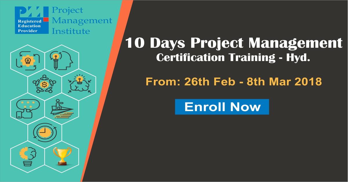 PMP Certification Training Dubai, Project Management Kuwait, Riyad ...