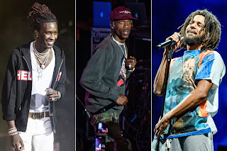 Young Thug - The London Featuring Travis Scott and J.Cole mp3 download audio