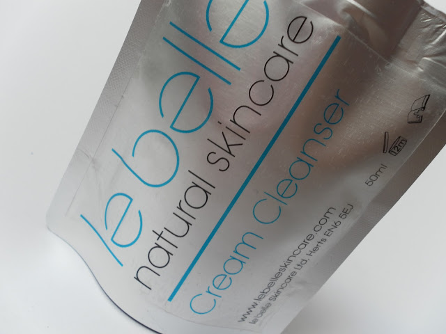 A picture of Le Belle Natural Skincare Cream Cleanser