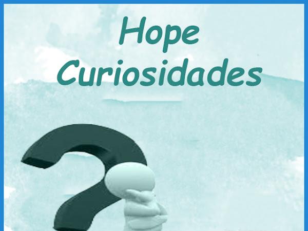 [SEMANA DO AUTOR] Hope Curiosidades: Autora Camila Martins