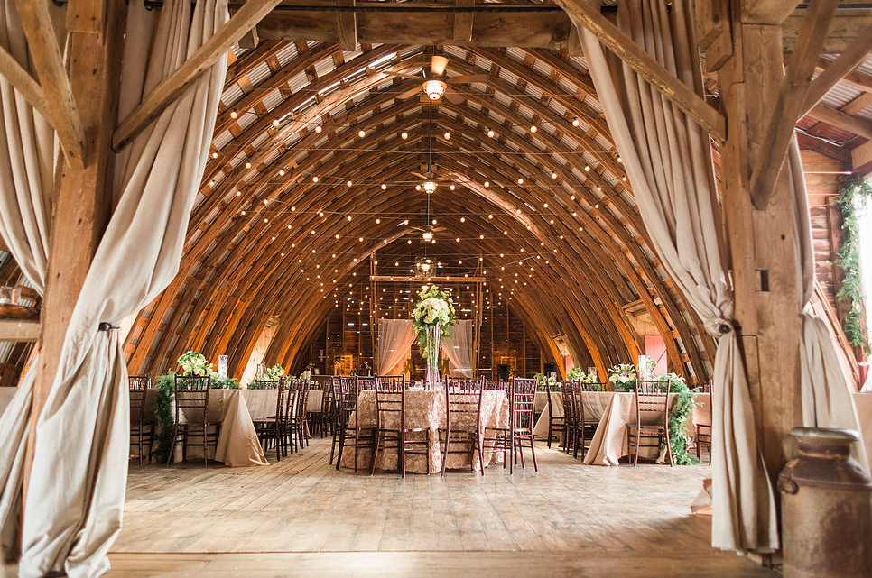 The Hayloft on the Arch Wedding Venue