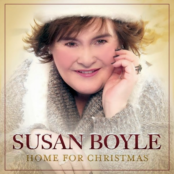 this season 39 s susan music review susan boyle home for christmas luha thoughts. Black Bedroom Furniture Sets. Home Design Ideas