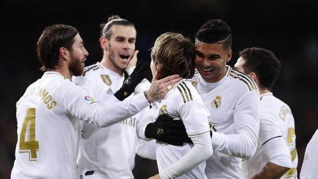 Gareth Bale Balas Ejekan Dengan Apik Ketika Madrid Vs Sociedad 2019