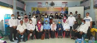 Dinas P3A Kabupaten Labuhanbatu Monev PATBM Kedesa Tanjung Harapan