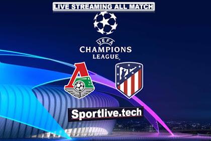 Live Streaming Valencia vs Ajax- UEFA Champions League