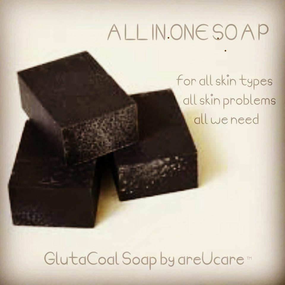 GlutaCoal Soap Solehah Beauty Centre