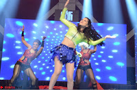 Sunny Leone Dancing on stage At Rogue Movie Audio Music Launch ~  097.JPG