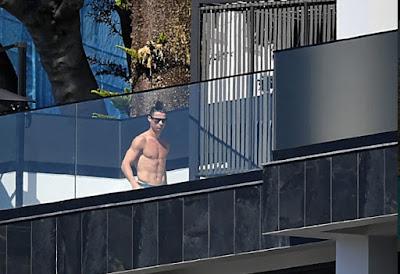 """Ronaldo hóa """"ông trùm"""" bất động sản, xây biệt thự gần 200 tỷ đồng 2"""