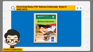 download ebook pdf  buku digital bahasa indonesia kelas 8 smp/mts