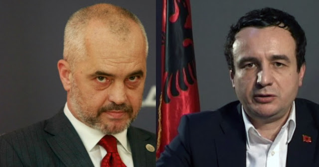 Self-determination in Tirana, Rama attacks fiercely  Albin Kurti: Craziness, it takes time to become prime minister!