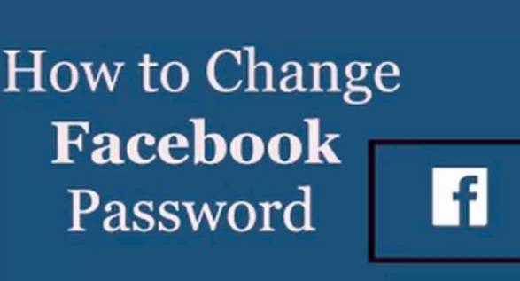How Do I Change Password On Facebook