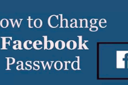 How Change Password On Facebook 2019