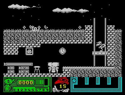 Goody - versión ZX Spectrum