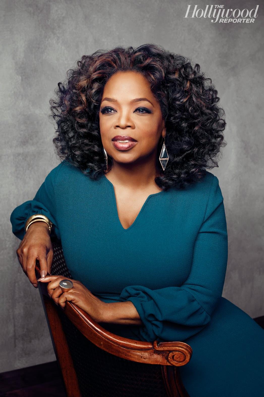 HOUSE OF MALIQ Magazine: Oprah Winfrey By Joe Pugliese For ...  HOUSE OF MALIQ ...