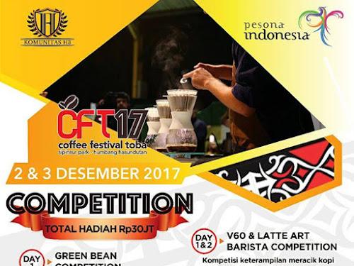 Coffee Festival Toba 2017