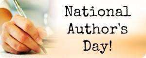 National Author's Day Wishes Pics