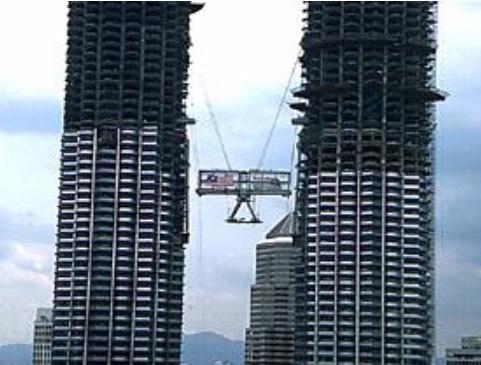 Sejarah Pembinaan Menara Petronas KLCC Malaysia