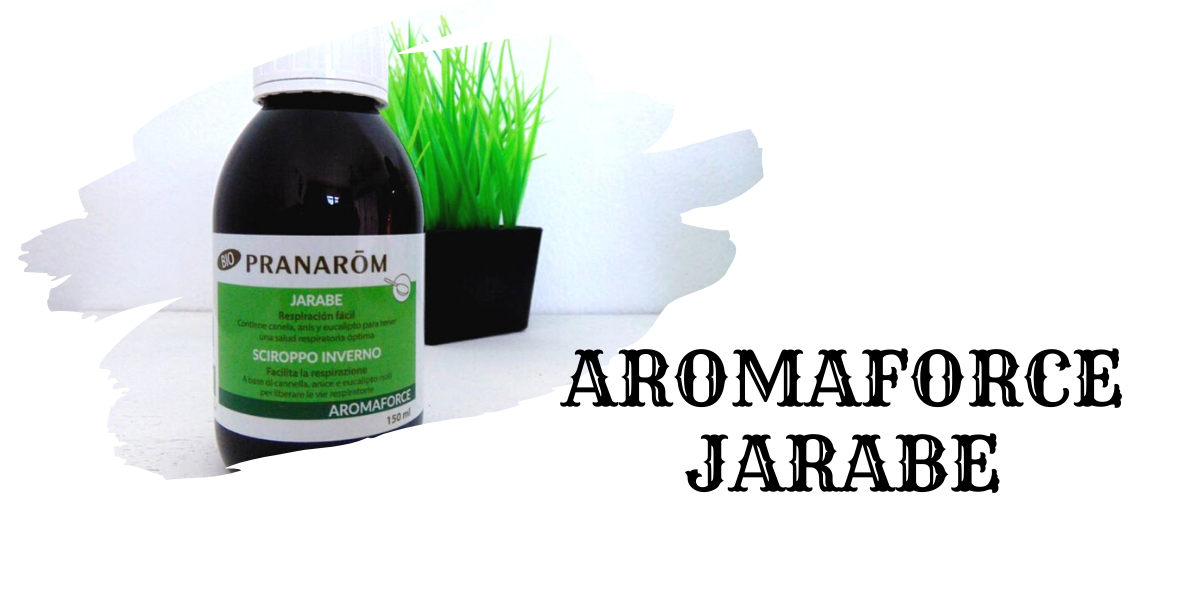 AROMAFORCE JARABE