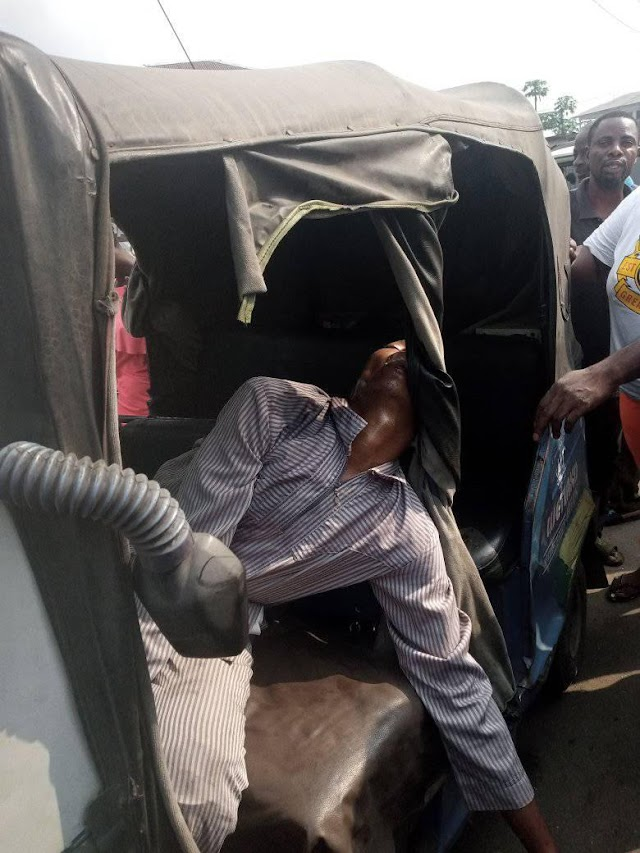 34 year- old tricycle rider commits suicide in Delta [photos]