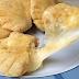 Receita de pastelzinho fit com massa de batata doce - Rápido, fácil e delicioso!
