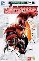 Os Novos 52! Lanternas Vermelhos #0