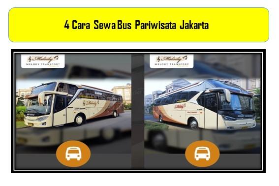 Bus Pariwisata Jakarta