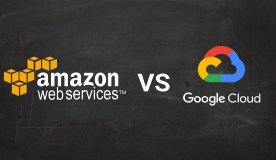 Google vs amazon