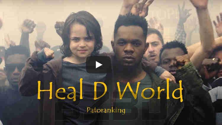 Patoranking drops 'HEAL D WORLD'