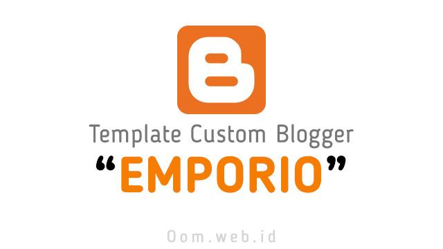 Template Custom Emporio Gratis