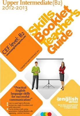 Skills Booklet Upper Intermediate (level B2) for Teachers
