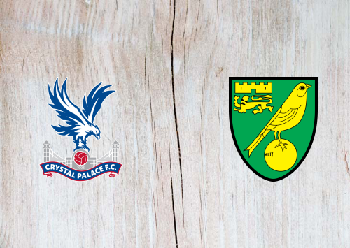 Crystal Palace vs Norwich City -Highlights 28 September 2019
