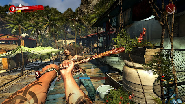 Dead Island: Riptide : Hòn Đảo Xác Sống