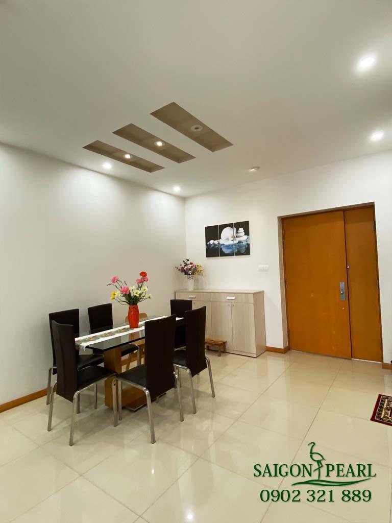 Saigon Pearl Sapphire 1 cần bán căn hộ 91m2 - hình 3