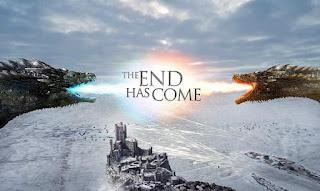 بدء عرض الجزء الثامن من مسلسل صراع العروش  Game of Thrones season 8