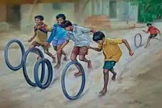gali Tyre game