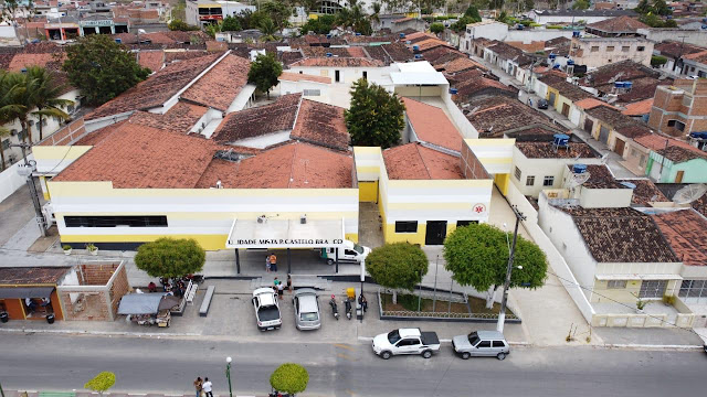 LOCAL: Unidade Mista Presidente Castelo Branco (UMPCB) na cidade de São Joaquim do Monte/PE não tem internamentos COVID há 3 semanas.