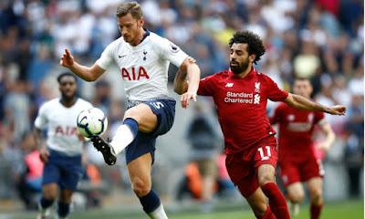 موعد مباراة ليفربول وتوتنهام ضمن مباريات دوري أبطال أوروبا 2019