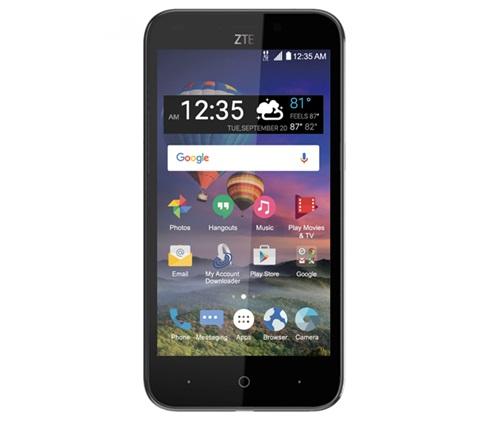 ZTE ZFive L LTE