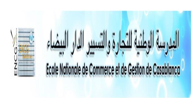 Candidats convoqués au concours des Masters à l'ENCG Casablanca 2019-2020