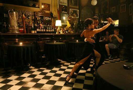 Tango Sur em El Calafate