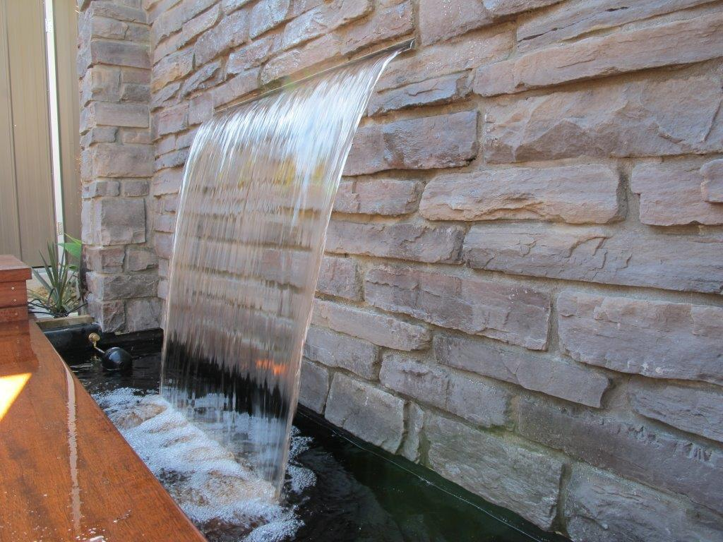 Indoor Waterfalls Kansas City Custom Water Features Increase The Humidity Levels In Your Home And Humidifies Air Making Room
